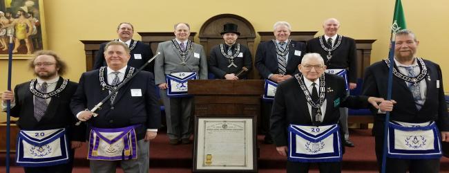 Eureka Lodge #20 of F&AM | Seattle's Masonic Lodge for